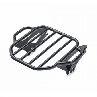 Black Two Up Luggage Rack