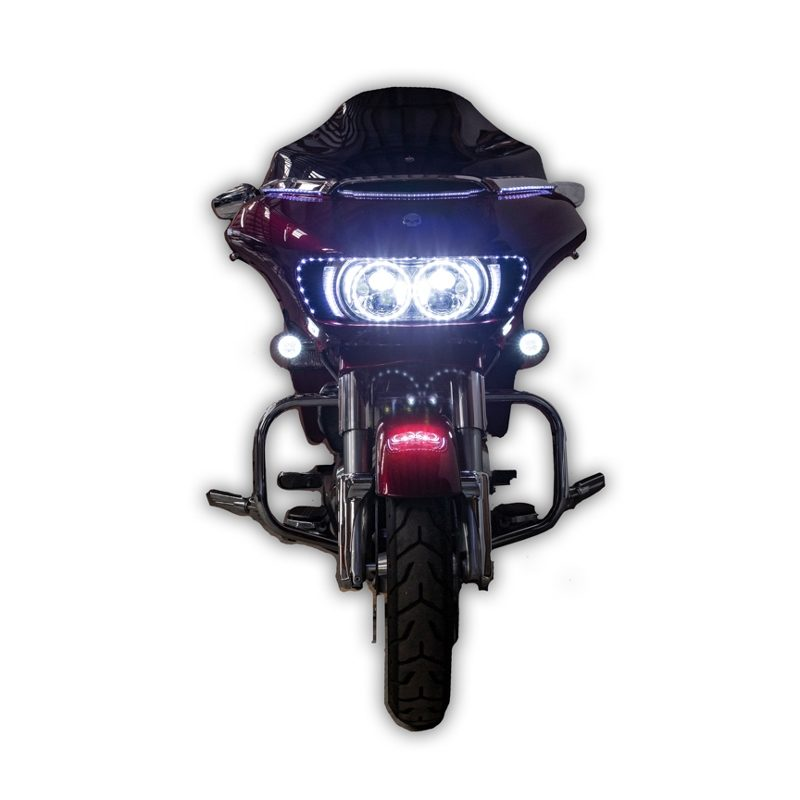 RickRak - Quick Attach Strapless Motorcycle Luggage Rack